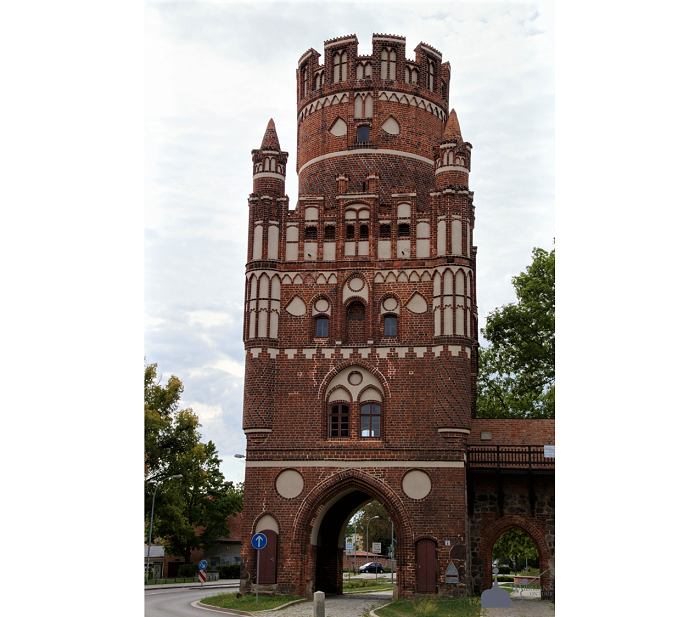 Das Uenglinger Tor