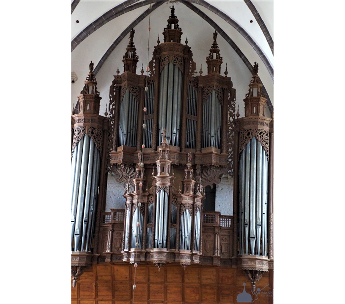 Orgel von Hans Scherer d. J.