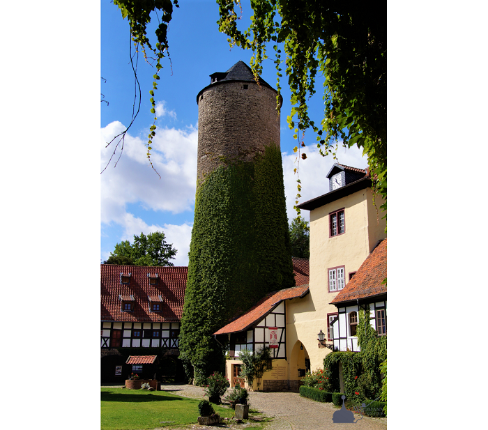 Alter Bergfried