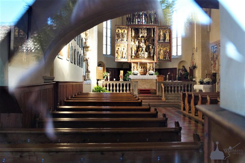 Altar von Hans Klocker